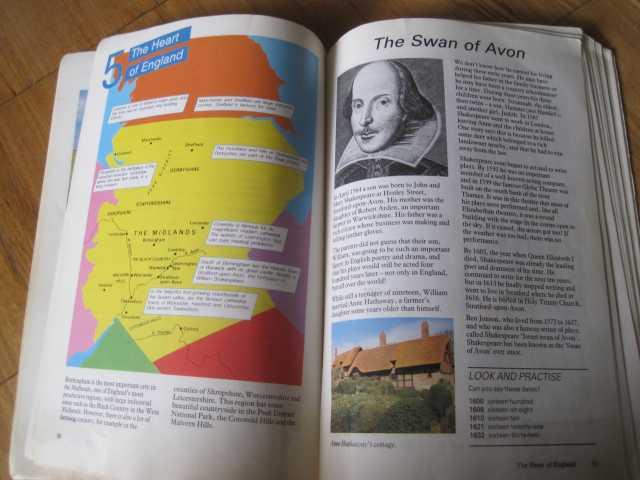 Продам Книга  знакомящая с Великобританией её ц