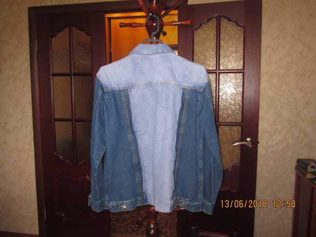 Продам Джинсовая kуртka