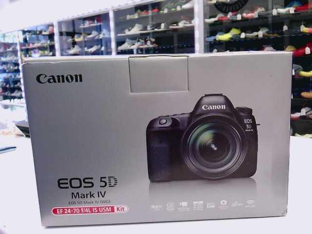 Продам Canon EOS-5D Mark IV DSLR Camera Kit
