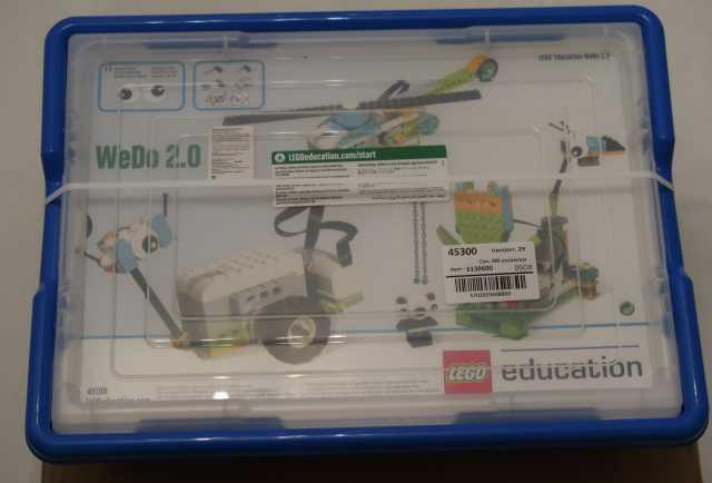 Продам Конструктор Lego Education WeDo2.0 45300