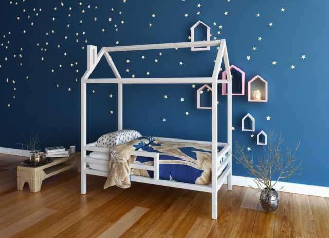 Продам Кроватка домик 160х70
