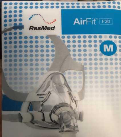 Продам: Resmed сипап маска Airfit F20 Medium.