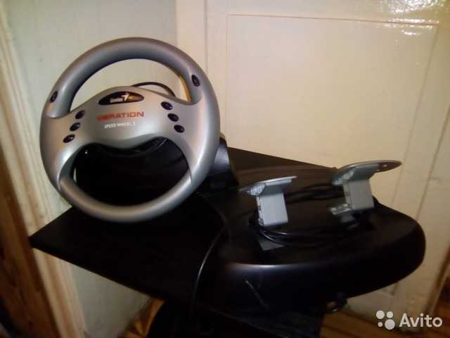 Продам: Genius Speed Wheel 3 MT