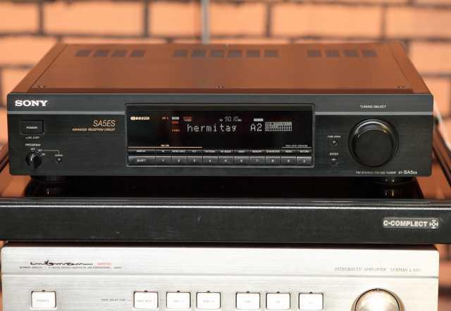 Продам тюнер Sony ST-SA5ES
