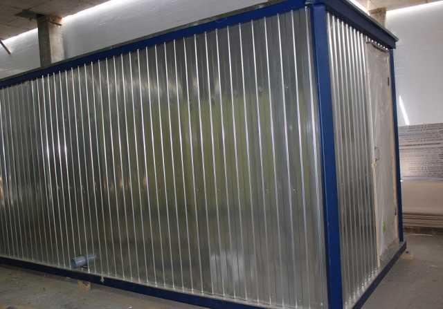 Продам Бытовка (Блок контейнер) металлическая 6