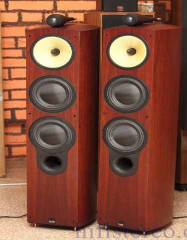 Продам акустика B&W 804S