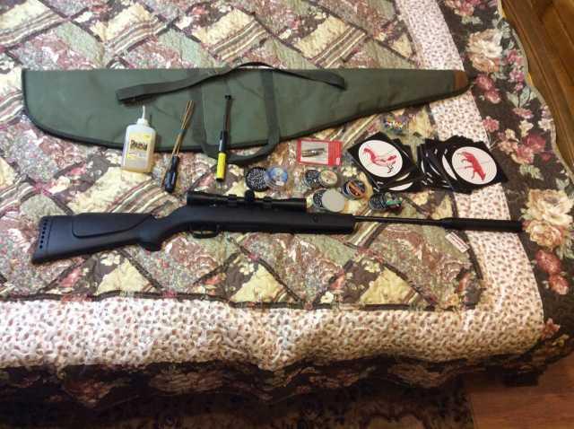 Продам Пневматическая винтовка GAMO с оптикой