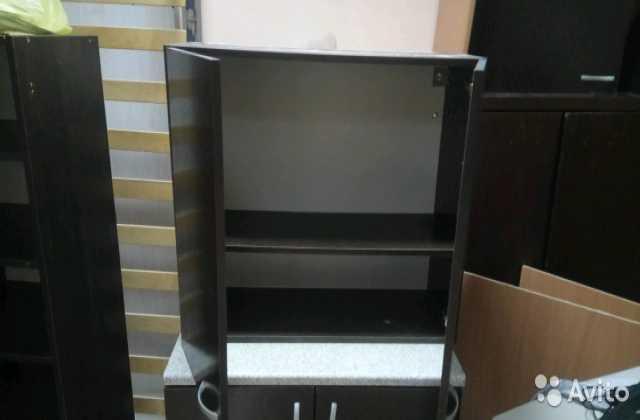 Продам: Кухонный ящик навесной с полками
