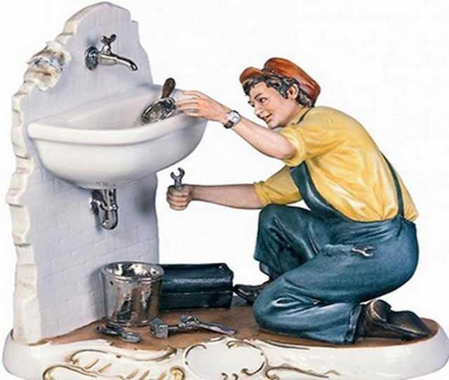 Вакансия: Подработка для сантехника