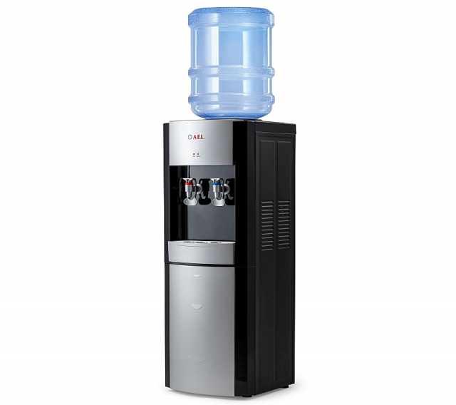 Продам Кулер для воды AEL LD-AEL-28 Black-Silve
