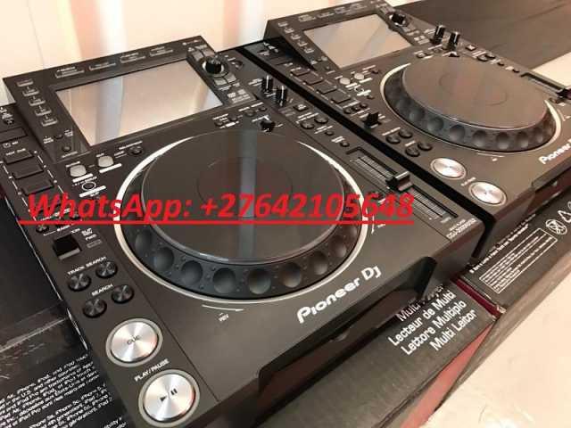 Продам 2x Pioneer CDJ-2000NXS2 и 1x DJM-900NXS2
