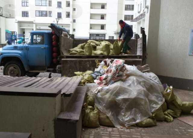 Предложение: Срочный вывоз мусора