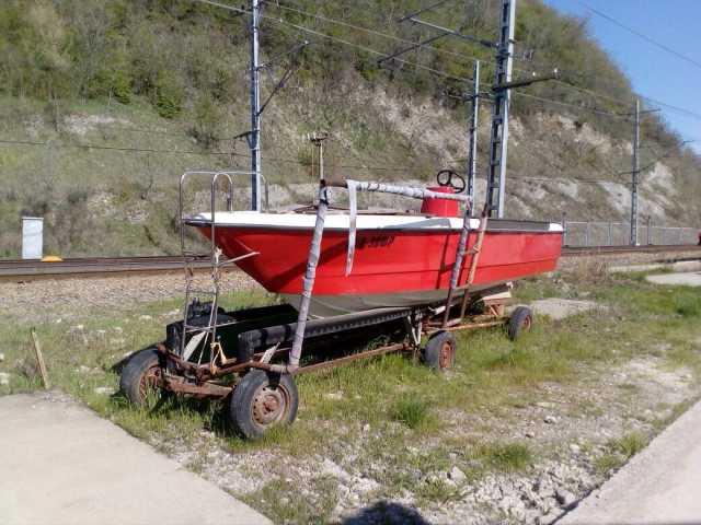 Продам Лодка-парасал 2015 года