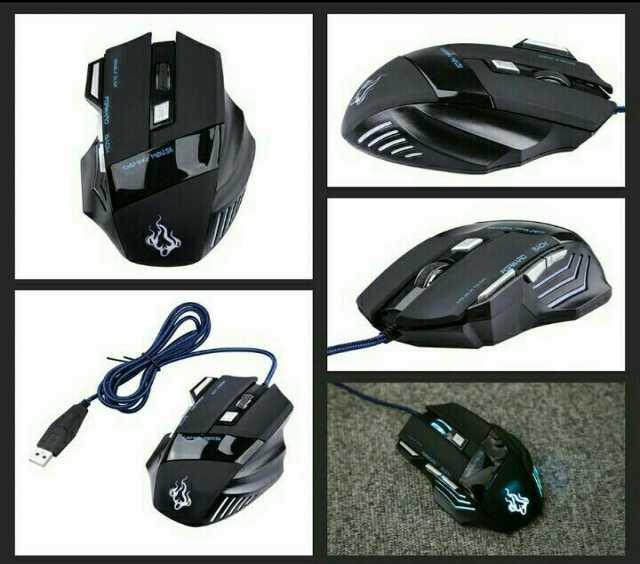 Продам Игровая мышка