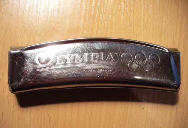 """Продам продам губную гармошку """"olympia"""""""