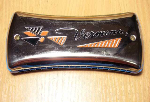 Продам губную гармошку Weltmeierster Vermona