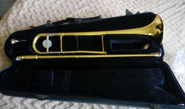 Продам Тромбон тенор Yamaha YSL-154