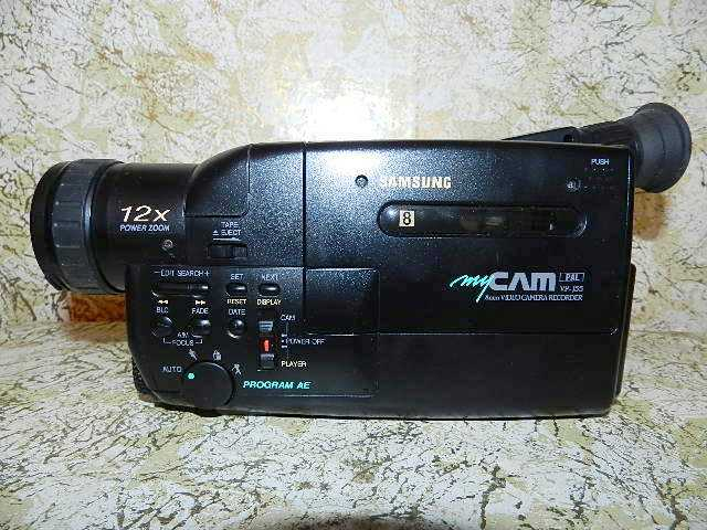 Продам Видеокамера SAMSUNG VP-J55 пр-во Корея
