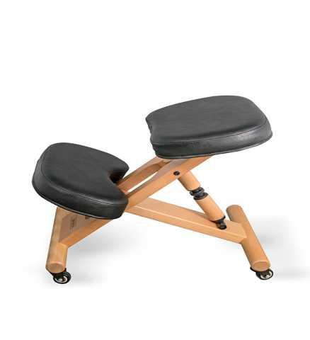 Продам Ортопедический коленный стул из бука