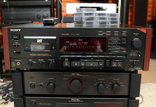 Продам DAT-дека Sony DTC-1500ES