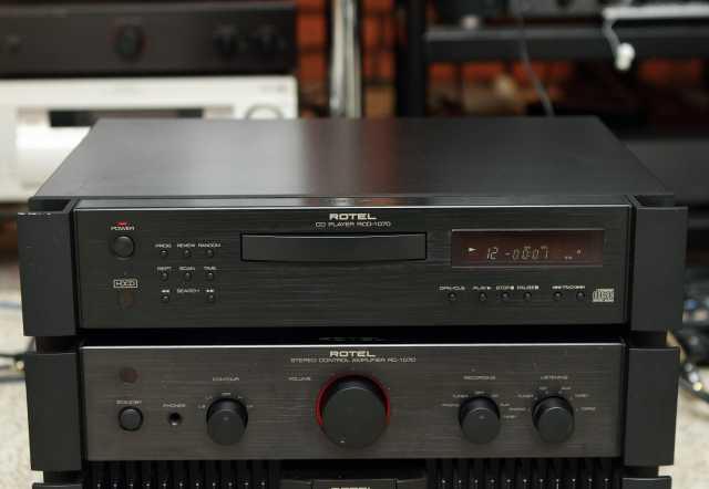 Продам CD-проигрыватель Rotel RCD-1070