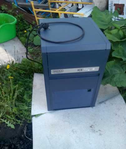 Предложение: Ремонт льдогенераторов