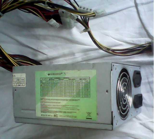 Продам Блок питания компьютера