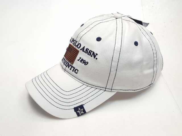Продам Кепка бейсболка US. POLO ASSN. (белый)
