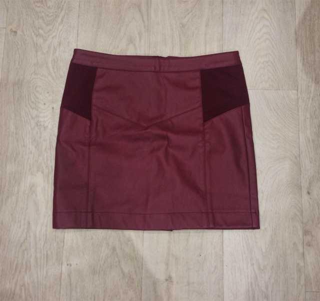 Продам Новая юбка «Sela» из эко-кожи