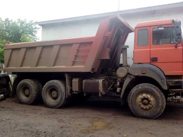 Предложение: Вывоз мусора МАЗ 20 тонн