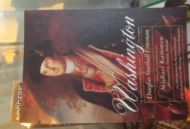 Продам Джордж Вашингтон Американское издание об