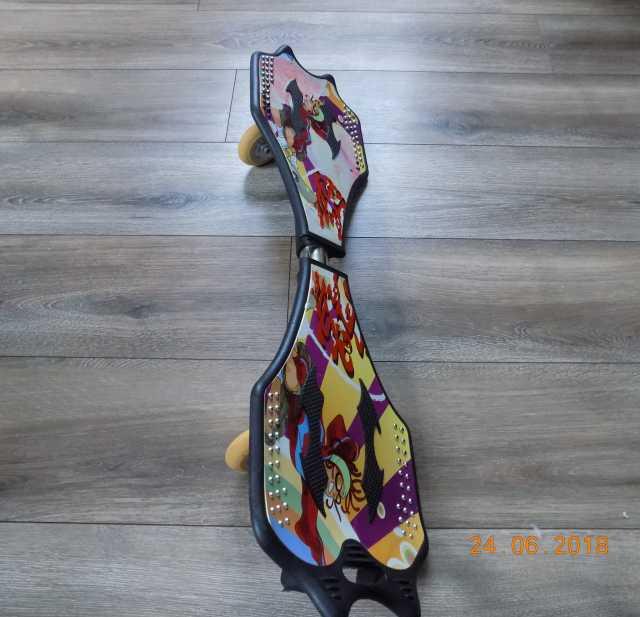 Продам скейтборд двухколесный