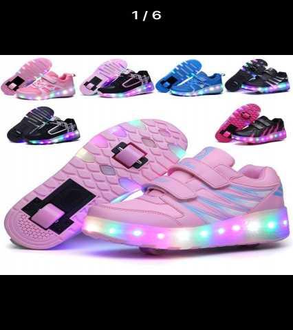 Продам Роликовые кроссовки