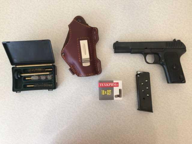 Продам Травматический пистолет ТТ Лидер 10 32 1