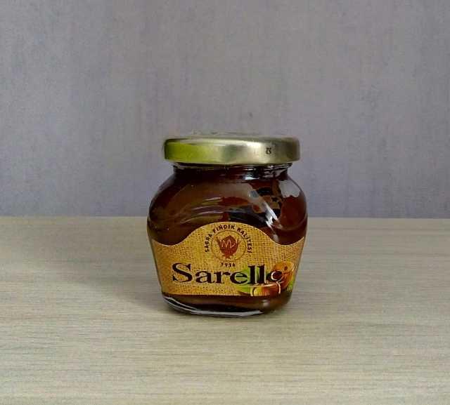 Продам Sarelle шоколадная паста мини 50 г.
