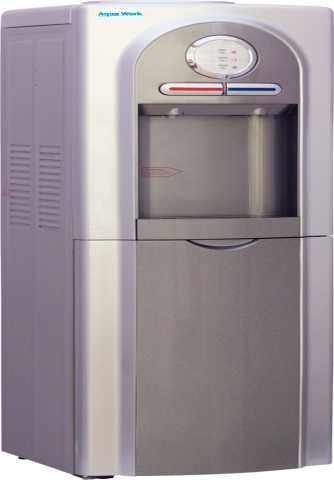 Продам Кулер для воды Aqua Work 5-VB серый