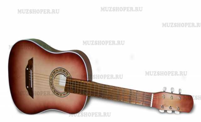 Продам Детскую шестиструнную гитару.