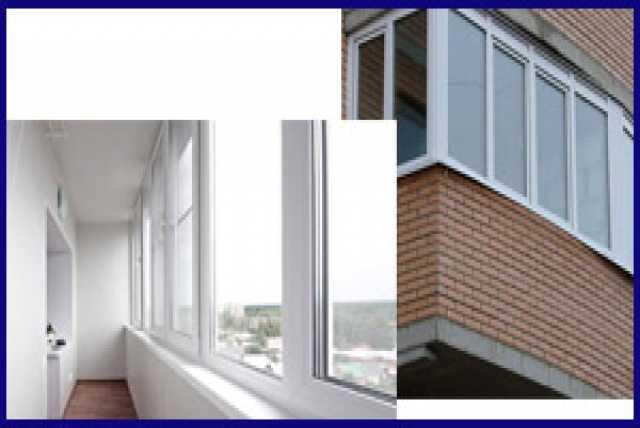 Продам Балконы, лоджии - замер, монтаж