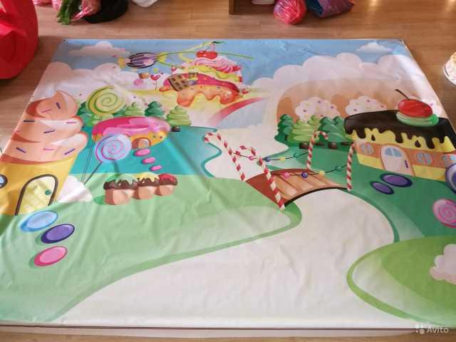 Продам Детский баннер