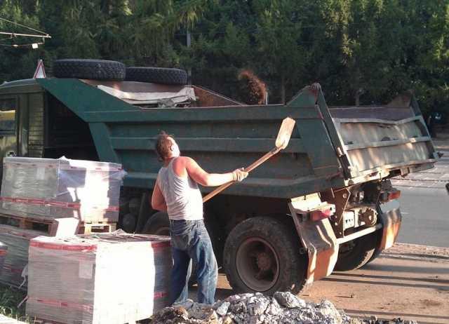 Предложение:  Вывоз мусора. Волгоград.