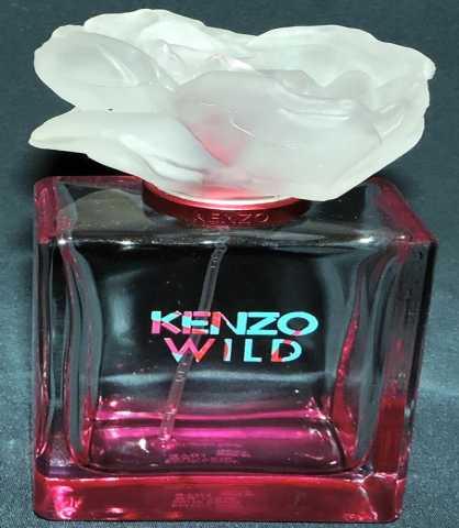 Продам Флакон от духов Kenzo Wild