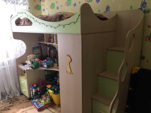 Продам Детская кровать-чердак