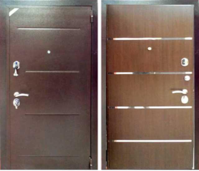 Продам Двери входные металлические, новые