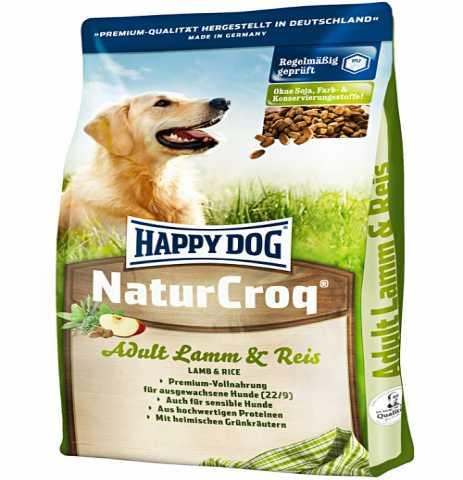 Продам Сухой корм HappyDog Natur Croq ягненок