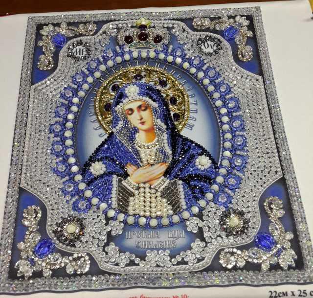 Продам Икона Умиление Богородица