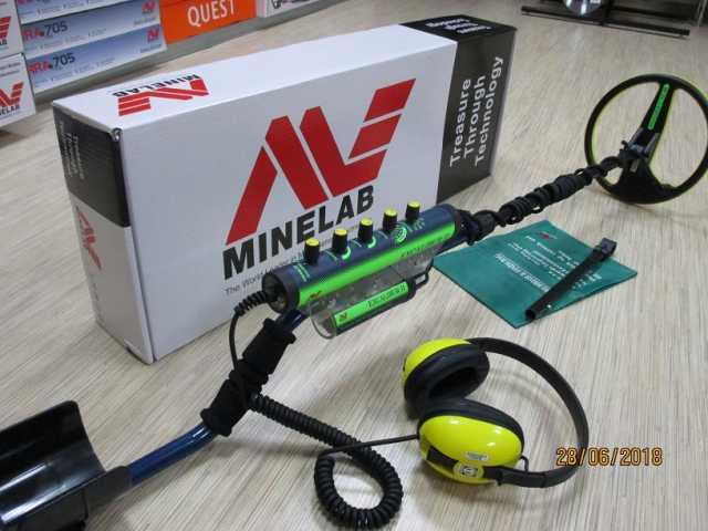 Продам Металлоискатель Minelab Excalibur 2