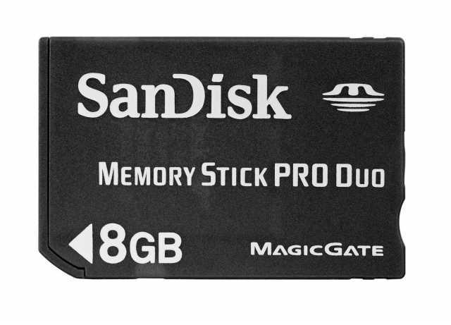 Продам Memory stick duo pro 8Gb
