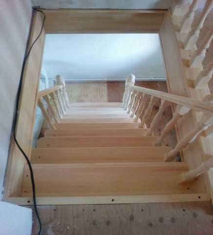 Продам: Изготовление лестниц для любых домов. (п