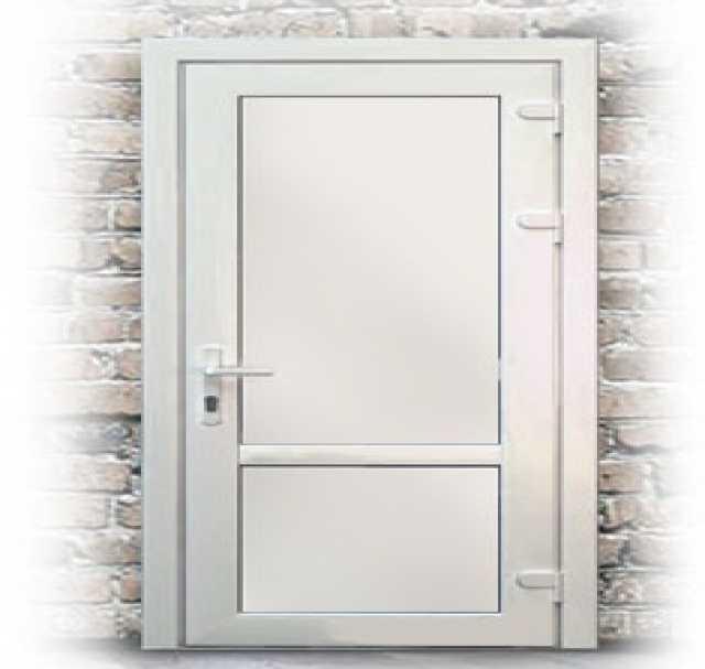 Продам Двери ПВХ 1940*1040, цвет белый, новые