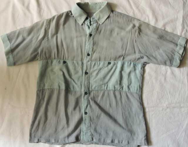 Продам Рубашка из марлевки. Индия. 1980г.